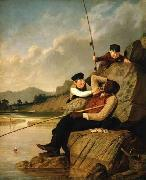 James-Goodwyn Clonney Waking Up oil painting reproduction