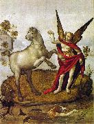 Piero di Cosimo Allegory oil painting