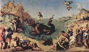 Piero di Cosimo Perseus Freeing Andromeda oil painting reproduction