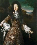 Simon Pietersz Verelst Portrait of Mary of Modena, when Duchess of York oil painting
