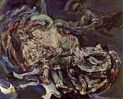 oskar kokoschka The Bride of the Wind oil painting reproduction