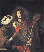 Domenico Fetti Ecce Homo oil painting