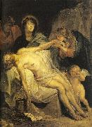 Dyck, Anthony van The Lamentation oil painting reproduction