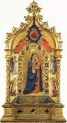 Fra Angelico Madonna of the Star oil painting
