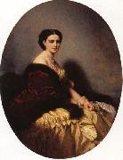 Franz Xaver Winterhalter S.P.Naryshkina oil painting reproduction