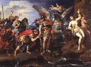 MIGNARD, Pierre Perseus and Andromeda oil painting
