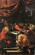 VOUET, Simon The Last Supper oil painting reproduction
