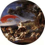 Albani Francesco Allegory of Water,from The Four Elements oil painting