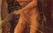 Hans Baldung Grien Details of The Three Stages of Life,with Death oil painting reproduction