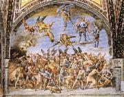 Luca Signorelli The Dmned Sent to Hell oil painting reproduction