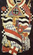 Marsden Hartley Portrait d'un officier allemand oil painting reproduction