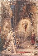 Gustave Moreau The Apparition oil painting