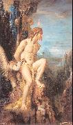 Gustave Moreau Prometheus oil painting