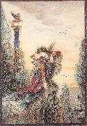 Gustave Moreau Sappho oil painting