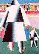 Kasimir Malevich To Harvest oil painting