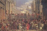 VERONESE (Paolo Caliari) The Marriage at Cana (mk05) oil painting reproduction