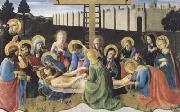 Fra Angelico The Lamentation of Christ (mk08) oil painting reproduction