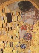 Gustav Klimt The Kiss (detail) (mk20) oil painting reproduction