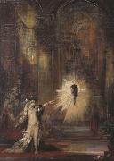 Gustave Moreau The Apparition (mk19) oil painting