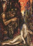 Gustave Moreau Galatea (mk20) oil painting reproduction
