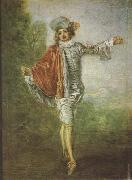Jean-Antoine Watteau L'Indifferent (MK08) oil painting reproduction