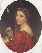Adolphe William Bouguereau Marguerite (mk26) oil painting