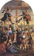 Giovanni Sodoma The Descent from the Cross (nn03) oil painting reproduction