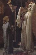 Lord Frederic Leighton The Light of the Hareem (mk32) oil painting