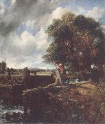 John Constable The Lock oil painting reproduction