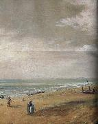 John Constable Hove Beach oil painting reproduction