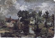 John Constable The Mill Stream oil painting reproduction