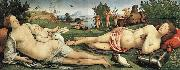 Piero di Cosimo Recreation by our Gallery oil painting