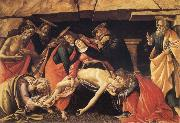 Sandro Botticelli Pieta oil painting reproduction