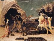 UCCELLO, Paolo St George and the Dragon oil painting reproduction