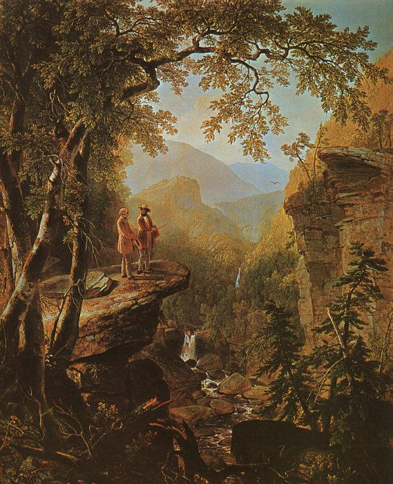 Asher Brown Durand Kindred Spirits