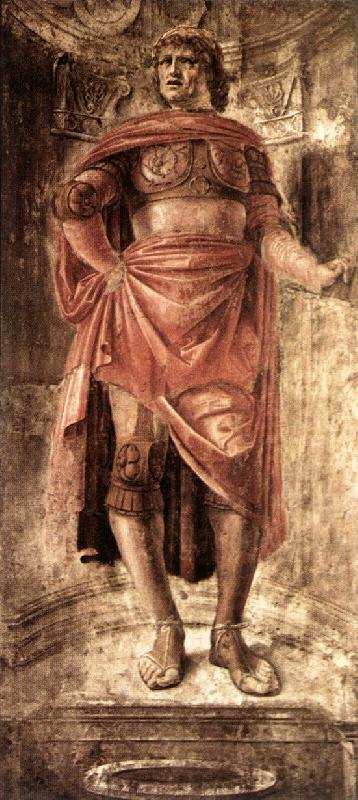 BRAMANTE Man with a Broadsword dfg oil painting image