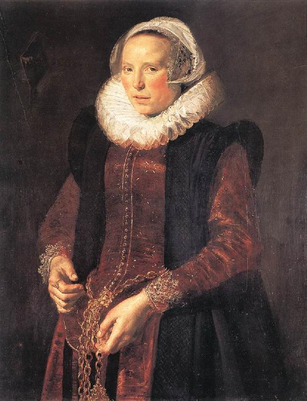 HALS, Frans Portrait of a Woman  6475