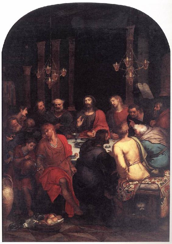 VEEN, Otto van The Last Supper r oil painting image