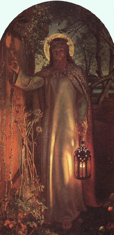 William Holman Hunt The Light of the World