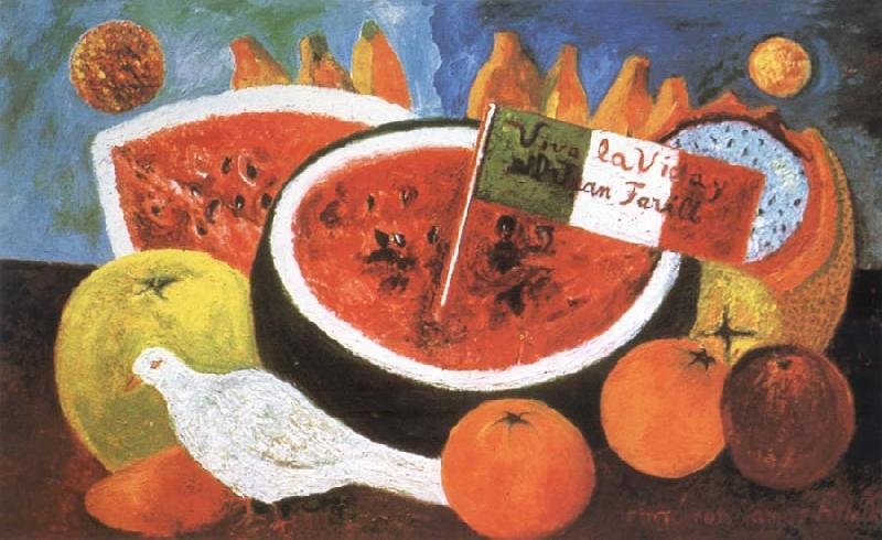 Still 20Life 20Dedicated 20to 20Samuel 20Fastilicht-Frida 20Kahlo htmFrida Kahlo Famous Paintings Still Life