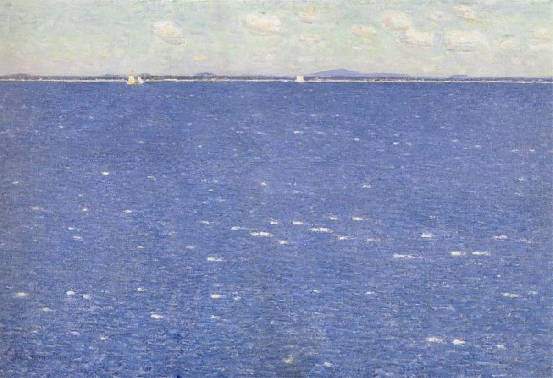 Childe Hassam Westwind Isles of Sholas