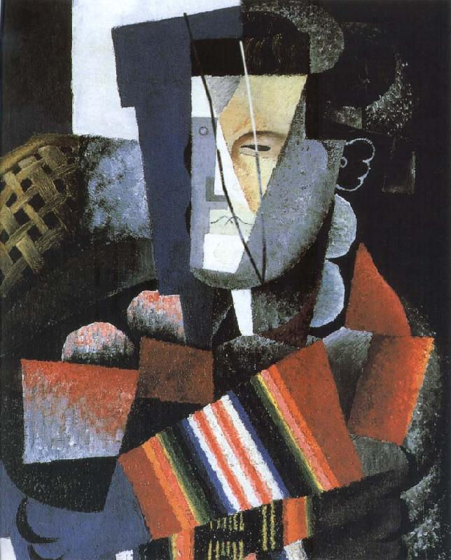 Diego Rivera Portrait