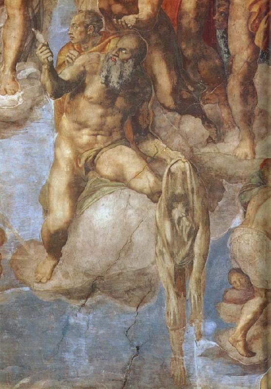 Michelangelo Buonarroti The Last Judgment