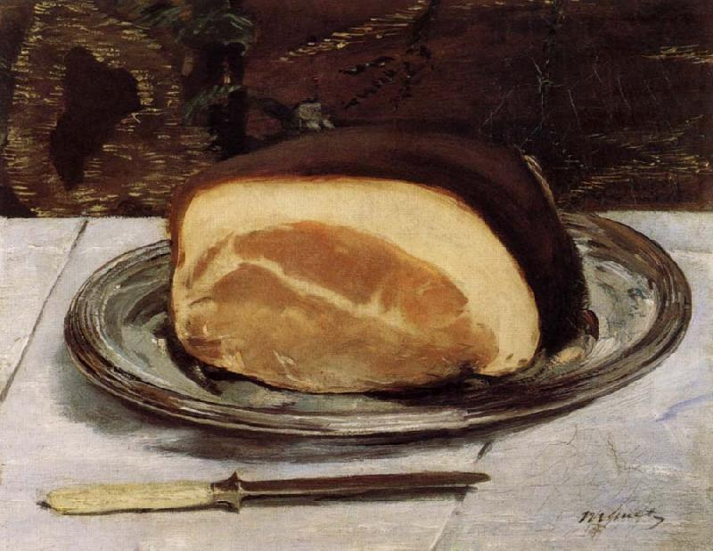 Edouard Manet That ham