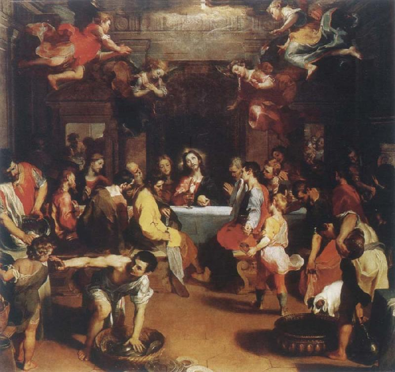 Federico Barocci The communion