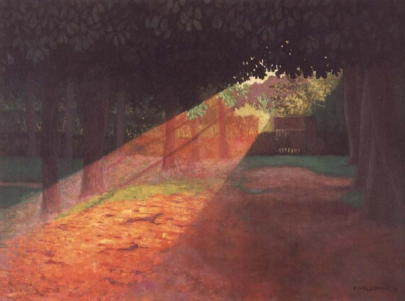 Felix Vallotton The Ray