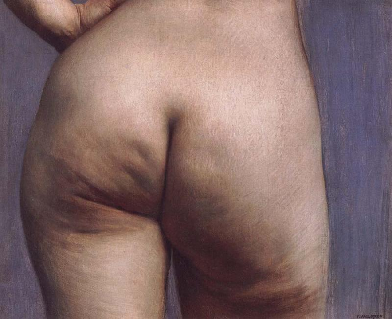 Felix Vallotton Study of Buttocks