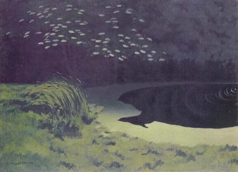 Felix Vallotton The Pond