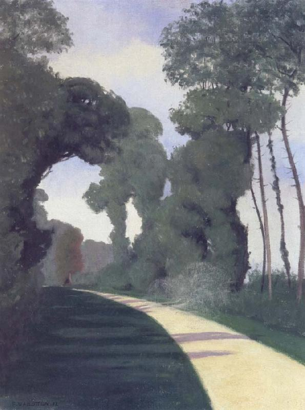 Felix Vallotton Dust