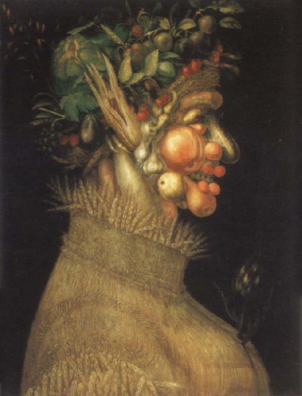 Giuseppe Arcimboldo Museum art historic the summer